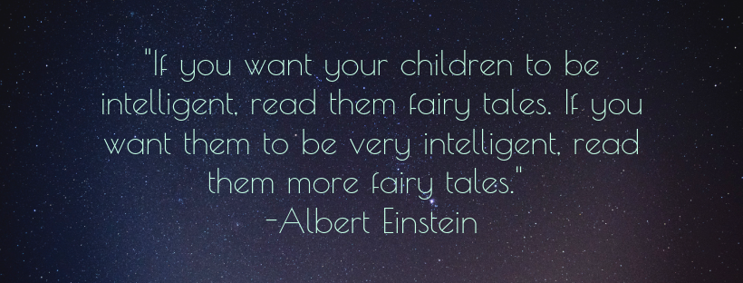 Einstein on fairy tales