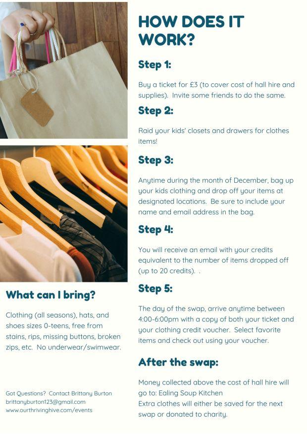 Clothing Swap 2